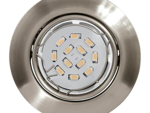 Встраиваемый светильник (в комплекте 3 шт.) Eglo Peneto 94408