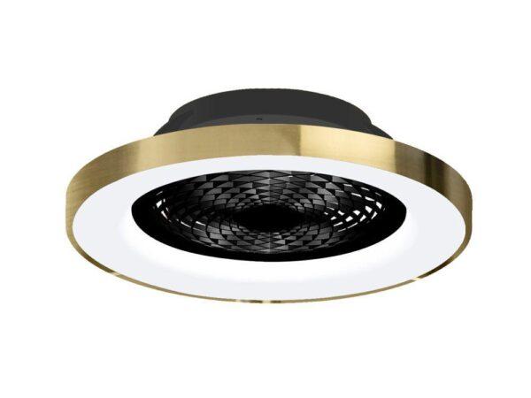 Потолочная светодиодная люстра-вентилятор Mantra Tibet 7124
