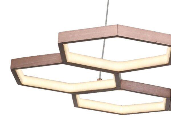 Подвесной светодиодный светильник Favourite Cancellos 2221-7P