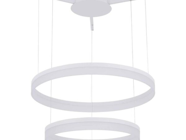 Подвесной светодиодный светильник Arte Lamp A2504SP-2WH