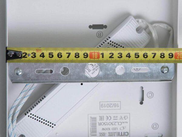 Потолочная светодиодная люстра Citilux Бакстер CL230150R