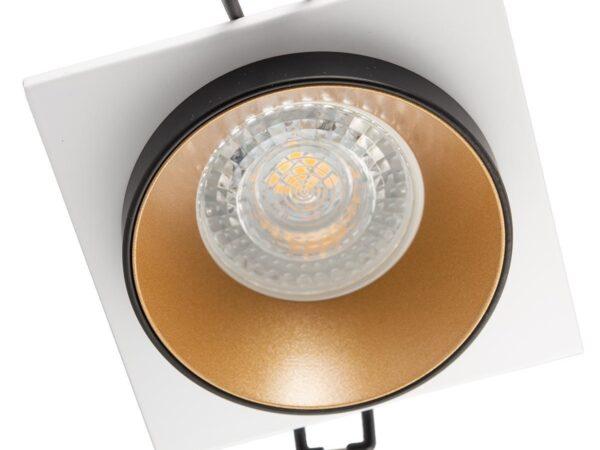 Встраиваемый светильник Denkirs DK2402-GD