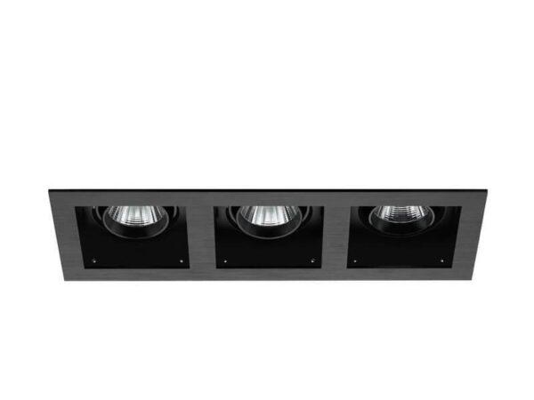 Встраиваемый светодиодный светильник Eglo Biscari 61628
