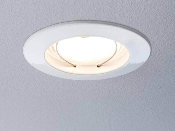 Встраиваемый светодиодный светильник Paulmann Coin 93974