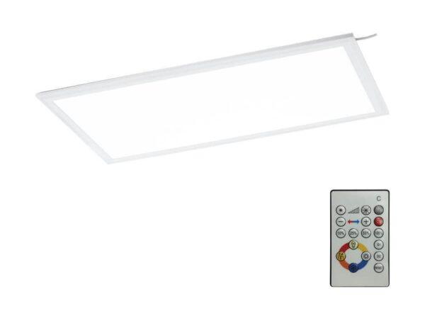 Потолочный светодиодный светильник Eglo Salobrena-Rgbw 33108