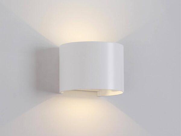 Уличный настенный светодиодный светильник Mantra Davos 6523