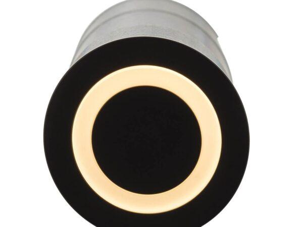 Встраиваемый светодиодный светильник Denkirs DK1015-BK
