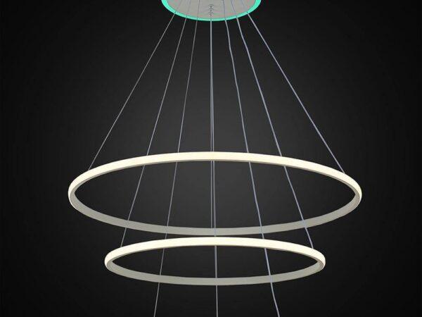 Подвесной светодиодный светильник Citilux Неон CL731090RGB