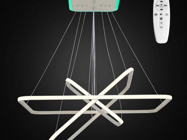 Подвесной светодиодный светильник Citilux Неон CL731K110RB