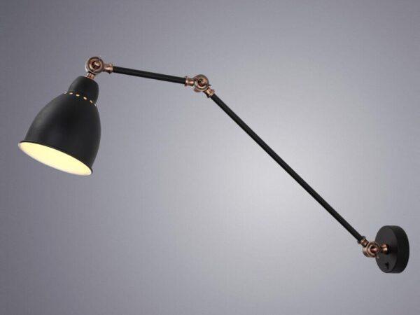Спот Arte Lamp A2055AP-1BK