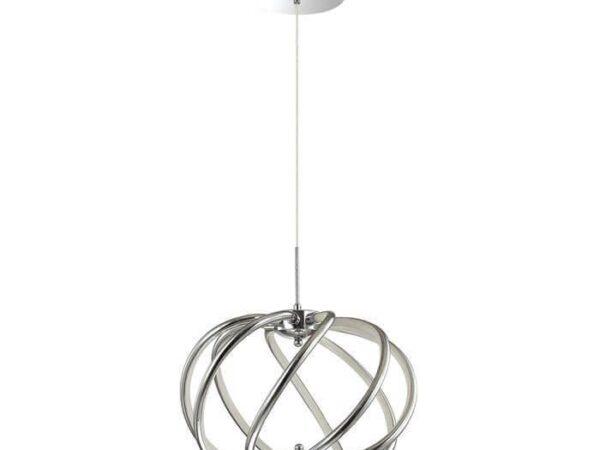 Подвесной светодиодный светильник Odeon Light Leona 4025/80L