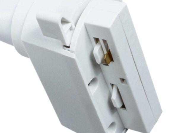 Трековый светодиодный светильник Arte Lamp Barut A4562PL-1WH