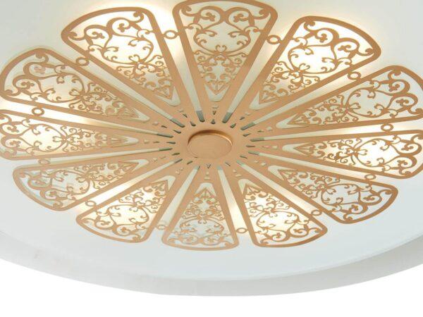 Потолочный светодиодный светильник Favourite Incarnatio 2602-5C