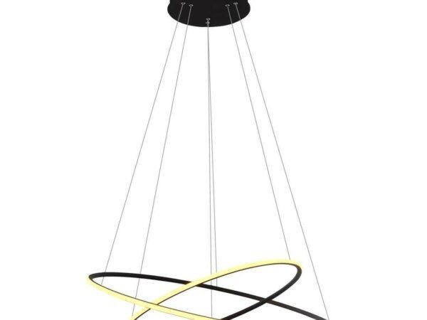 Подвесной светодиодный светильник Arte Lamp A2500SP-2BK