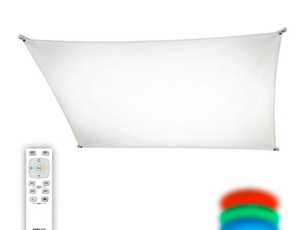 Потолочный светодиодный светильник Citilux Сити-Арт CL70111R120