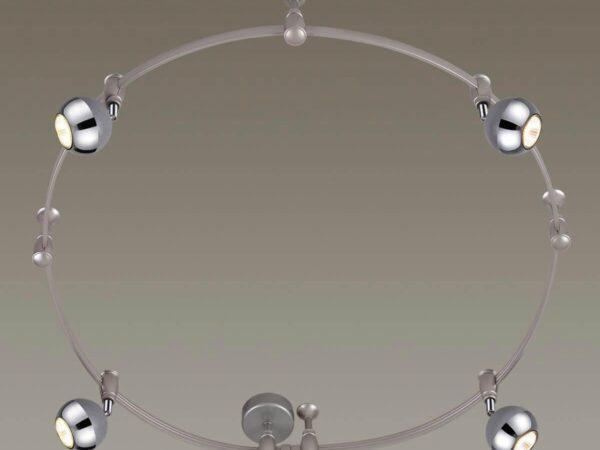 Трековая система Odeon Light Cemeta 3801/4TR