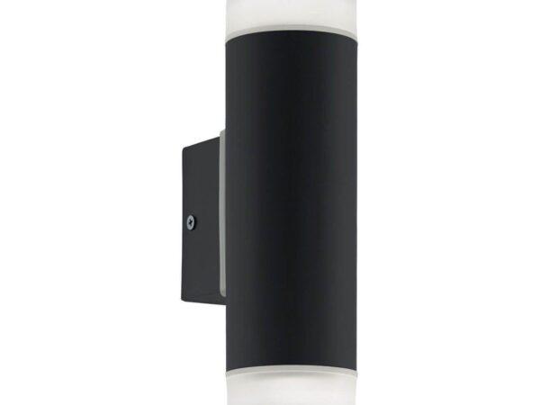 Уличный настенный светодиодный светильник Eglo Riga-Led 96505