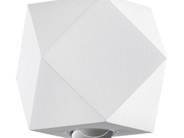 Уличный настенный светодиодный светильник Odeon Light Diamanta 4219/4WL