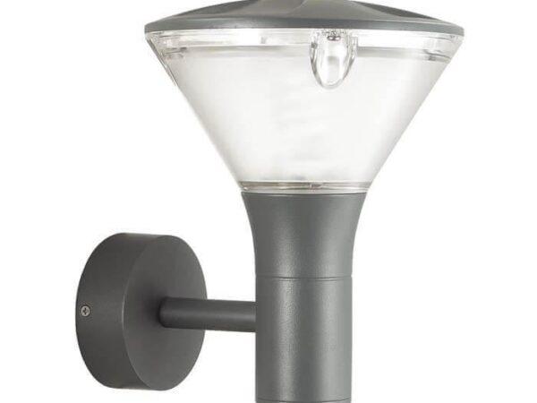 Уличный настенный светильник Odeon Light Lenar 4046/1W