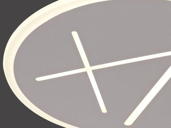Настенно-потолочный светодиодный светильник Mantra Kenzo 6672