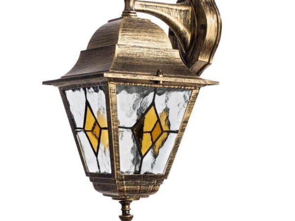 Уличный настенный светильник Arte Lamp Bremen A1012AL-1BN