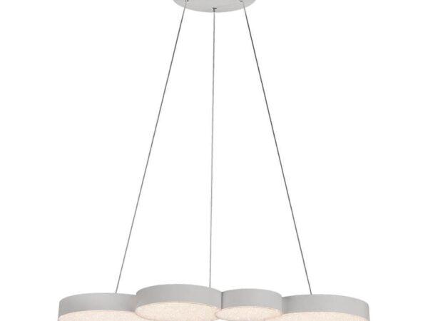 Подвесная светодиодная люстра Mantra Lunas 5760