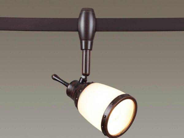 Трековый светильник Odeon Light Lofia 3806/1