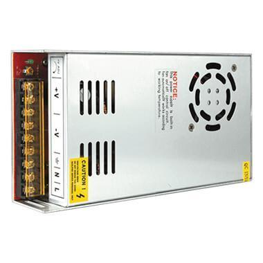 Блок питания Gauss Led Strip PS 12V 400W IP20 40A 202003400