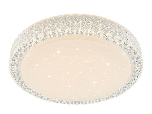 Потолочный светодиодный светильник Citilux Кристалино CL705141
