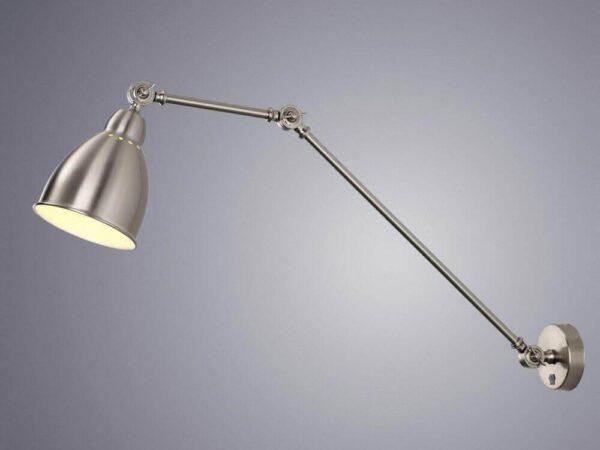 Спот Arte Lamp A2055AP-1SS
