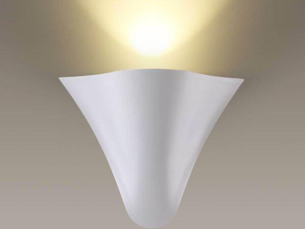 Настенный светодиодный светильник Odeon Light Pamukkale 3846/12WL