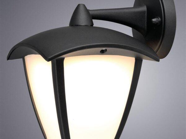 Уличный настенный светильник Arte Lamp Savanna A2209AL-1BK