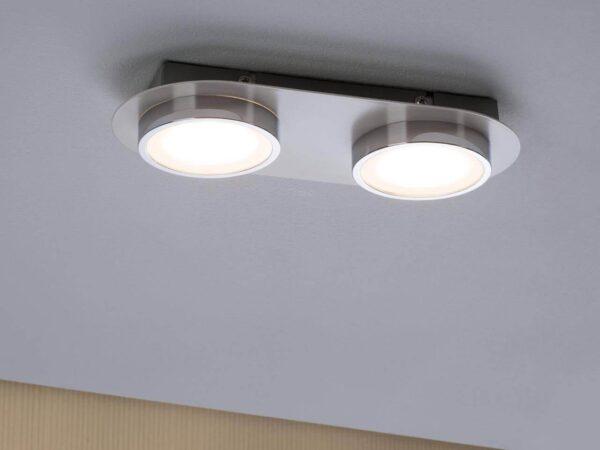 Потолочная светодиодная люстра Paulmann Liao 70943