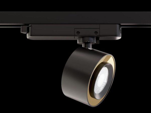 Трековый светодиодный светильник Maytoni Track lamps TR023-1-12B4K