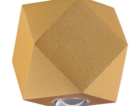 Уличный настенный светодиодный светильник Odeon Light Diamanta 4220/4WL