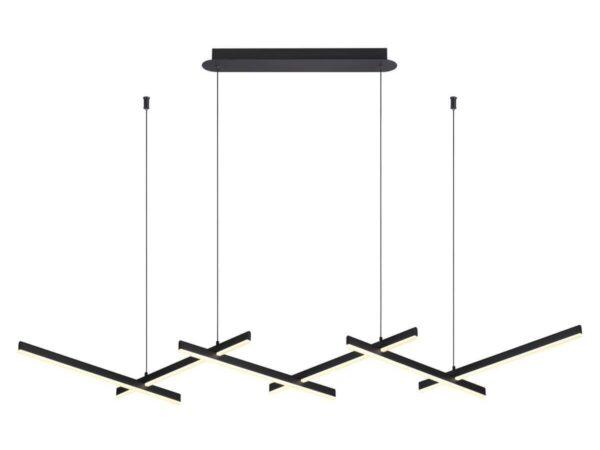 Подвесной светодиодный светильник Odeon Light Rudy 3890/85L