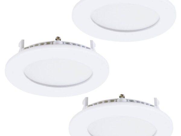 Встраиваемый светодиодный светильник Eglo Fueva 34014