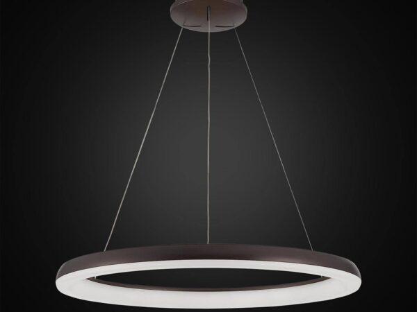 Подвесной светодиодный светильник Citilux Юпитер CL730095RS