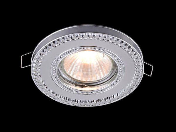 Встраиваемый светильник Maytoni Metal DL302-2-01-CH