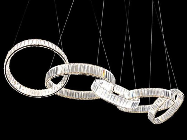Подвесной светодиодный светильник Newport 15855/S gold М0062126