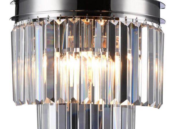 Настенный светильник Newport 31101/A Nickel М0055022