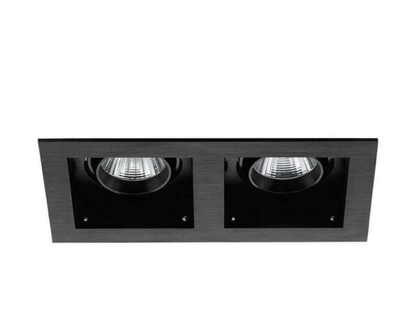 Встраиваемый светодиодный светильник Eglo Biscari 61618
