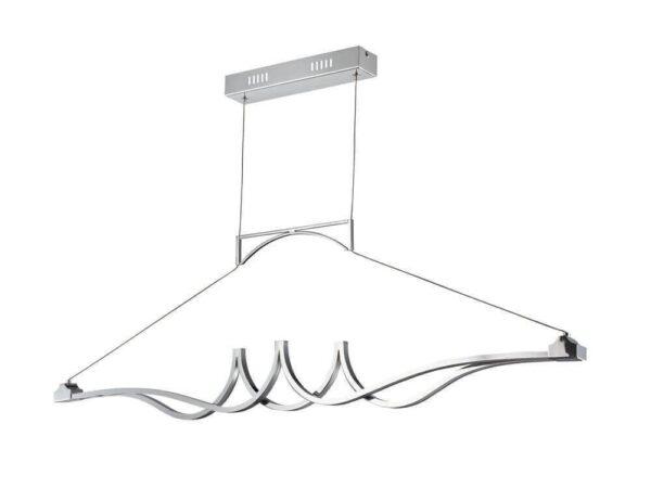 Подвесной светодиодный светильник Maytoni Wave MOD556-02-N