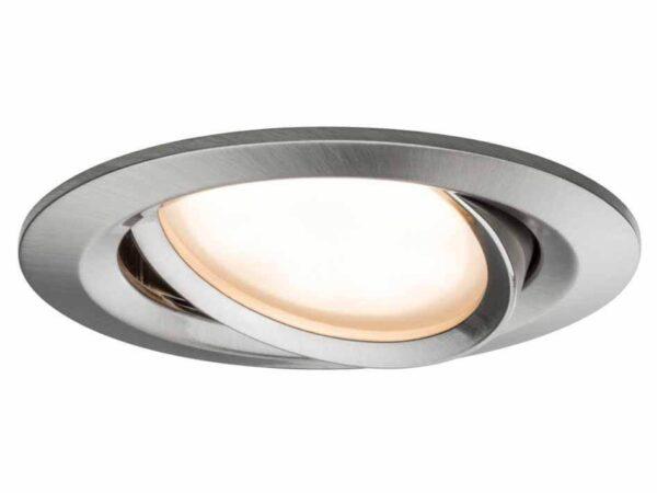 Встраиваемый светодиодный светильник Paulmann Premium SmartCoin BLE Tunable 93937