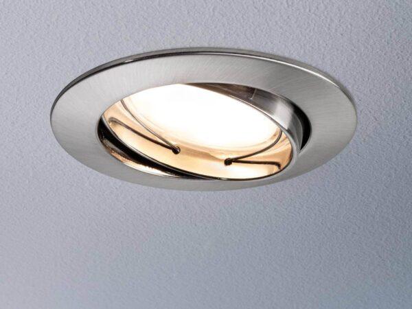 Встраиваемый светодиодный светильник Paulmann Coin 93963