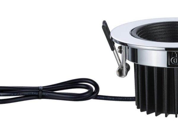 Встраиваемый светодиодный светильник Paulmann Helia 92745