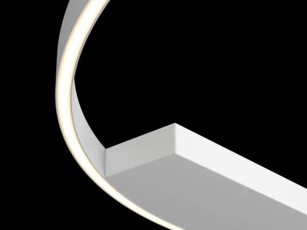 Потолочный светодиодный светильник Maytoni Rim MOD058CL-L65W4K