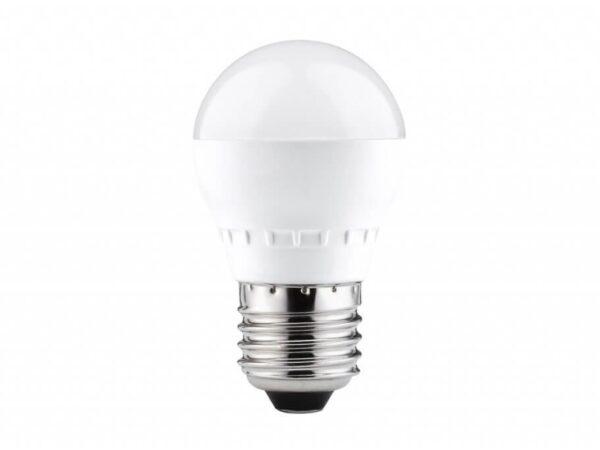 Лампа светодиодная E27 6,5W 2700K матовая 28243