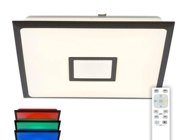 Потолочный светодиодный светильник Citilux СтарЛайт CL703K85RGB