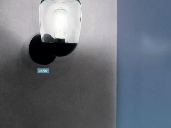 Уличный настенный светильник Eglo Donatori 98701